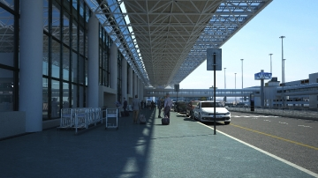 AIRPORT IN THE WORLD - FCO