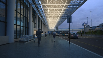 Airport in the world - FCO_6